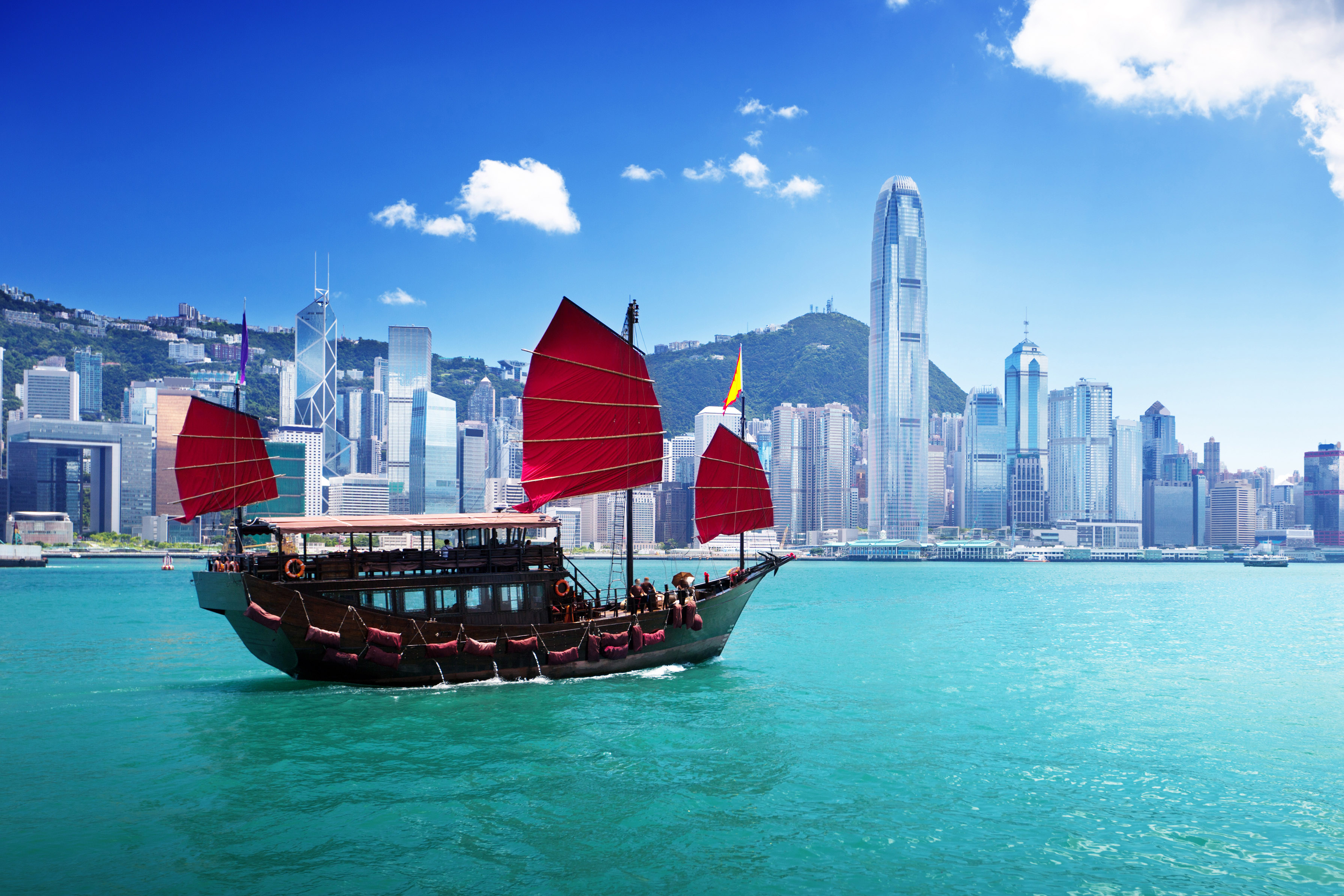 Billige Flüge nach Hongkong