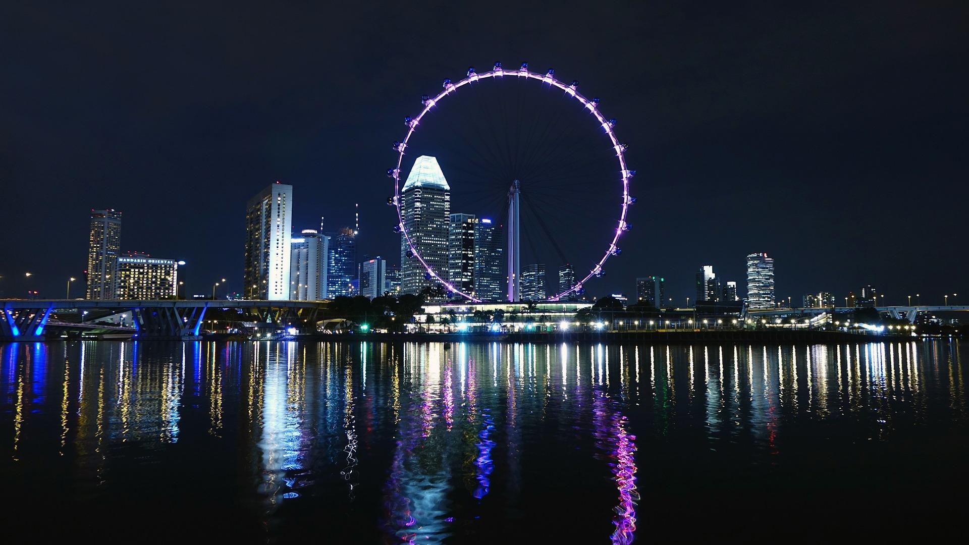 Billige Flüge nach Singapur